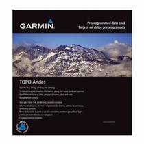 Mapas Topográficos Argentina - Topo Andes Garmin - Micro Sd