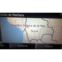 Mapas Originales Media Nav De Paraguay, Bolivia Y Otros