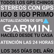 Mapas Para Gps Chino Garmin Igo8 O Tu Auto Desde Tu Casa
