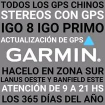 Mapas Para Tu Gps Chino Garmin Igo8 O Tu Auto En Zona Sur