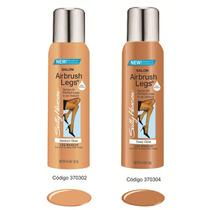 Airbrush Sally Hansen Maquillaje Para Piernas Waterproof Usa