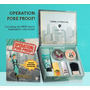 Operation Pore Proof Kit Benefit. 100% Original. Usa.