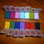 Maquillaje Artistico Pintarte Prof Paleta 7colores X 15gr