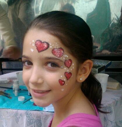 Maquillaje artistico para nenes - Imagui