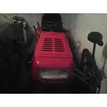 Minitractor M.t.d. De 13.5 Color Rojo Ano 2010 Unico Dueno.