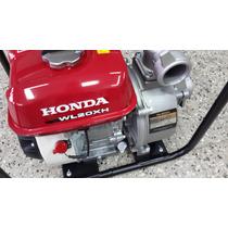 Jm-motors Honda Motobomba Wl20xh Agua Limpia Concesionario