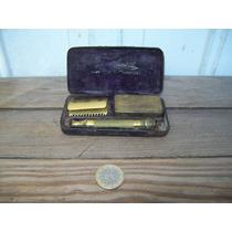 Antigua Maquina De Afeitar Gillette Made In Usa