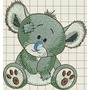 Diseños Matrices P/ Máquina De Bordar Adorable Koala