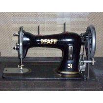 Máquina De Coser Antigua Pfaff 31