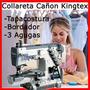 Maquinas Coser Industriales Maquina Collareta Kingtex 2 En 1