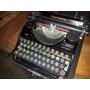 Maquina De Escribir Continental Portatil/maquina De Escribir