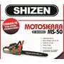 Motosierra Shizen Oregon Ms50 2 Tiempos - Honda Quilmes