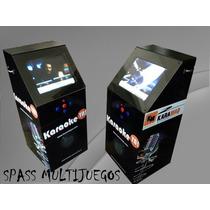Maquina De Karaoke Portatil Spass