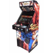 Maquina Multijuegos Arcade 13 En 1 Monitor Led 23