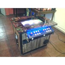 Arcade Multijuegos Mesa Cocktail 16000 Juegos Con Hyperspin!