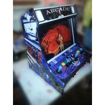 Multi Juego, Neo Geo Bartop 2.0 Ploteado Custom (a Pedido)