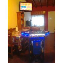 Pedestal Multijuego Arcade 16000juegos Rockola Video Y Karao