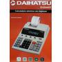 Calculadora Impresora Daihatsu D-i2600t Electrica C/gtia.