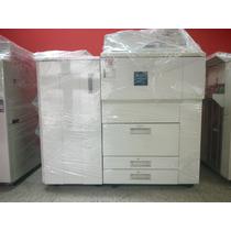 Fotocopiadora Ricoh Aficio 1075 + Finisher + Conectividad