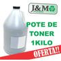 Toner Xerox 1kg M20/15 4118 3220 3550 Scx6322 Ml2855 2165