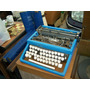 Olivetti Del 80 Maquina De Escribir Chica