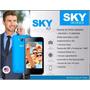 Celular Sky 4.0d 4g 5.0mpx Autofocus Flash Libre U.s.a