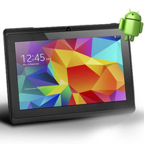 Tablet Pc 7 Android Quad Core 8gb Hd 3g Wifi 2cam Colores