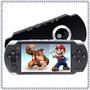 Mp5 4gb Consola Juegos Mp3 Musica Peliculas Camara Salida Tv