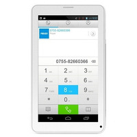 Tablet Celular Phablet 7 Chip 2g Dual Core Android 4 Wassapp
