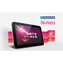Tablet Philco Tb-ph03 8 Multitouch Hdmi Android 8gb Unicas
