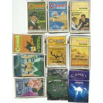 Lote De 10 Marquillas De Camel Diferentes