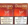 Carton Gauloises Box 10 Atados De 20