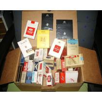Lote De Marquillas De Cigarrillos Antiguas Varios Países