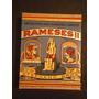 Marquilla De Cigarrillos Rameses Ii Made In Usa