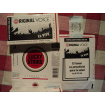 Lucky Strike - Original Voice - 2006