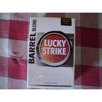 Lucky Strike - Barrel Blend - 2009 -