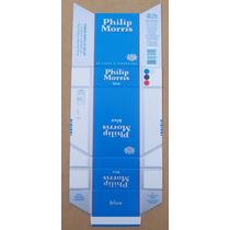 Marquilla Philip Morris Blue #228