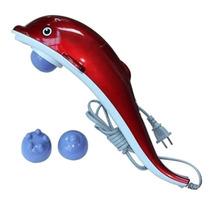 Masajeador Delfin P/ Todo El Cuerpo C/infrarrojo 3 Cabezales