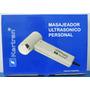Ultrasonido Masajeador 1 Mhz Estética Y Kinesiología Kertran