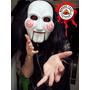 Saw Máscara El Juego Del Miedo Halloween Mordortoys