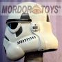 Stormtrooper Máscara De Látex Star Wars Halloween Mordortoys