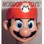 Mario Bros Máscara De Látex Disfraz Halloween Mordortoys