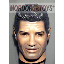 Marcelo Tinelli Máscara De Látex Halloween Mordortoys