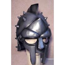 Gladiator Látex Mask, Para Disfraz De Gladiador, Mascara