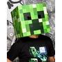 Màscaras Cabezas De Minecraft Steve Creeper Enderman