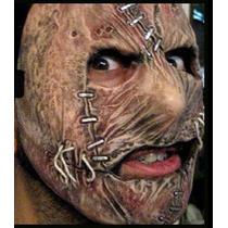 Mascara Tipo Leather Face, La Masacre De Texas, Terror, Saw
