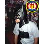Mascara Clasica De Batman, Super Heroe, Para Disfraz, Dark
