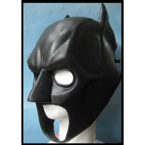 Batman Media Mascara De Latex! Mask P/ Disfraz, Dark Knight