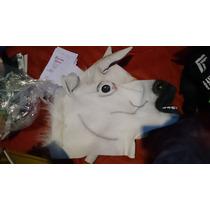 Mascara Unicornio Animales Latex Oferta Mayorista Eureka
