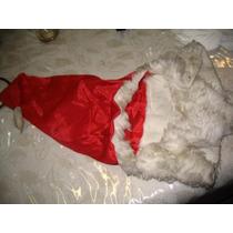 Mascara Gorro Con Barba Papa Noel Halloween Navidad Disfraz